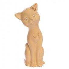 Алиса (кошка) большая кремовая 12 см × 9,5 см × 29 см