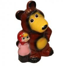 Маша и медведь глянец