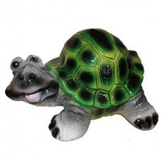 Черепаха счастливая глянец  (30 см × 23 см × 16)