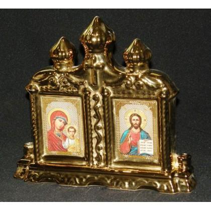 Иконостас Венчальный 22,5*24,5 см