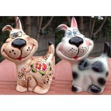 Собака № 1 (статуэтка) 13,5*10 см