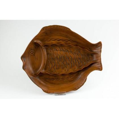 Менажница Рыба, 28 см
